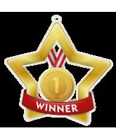 Winner Mini Star Gold Medal