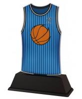 Basketball Custom Jersey Vest Trophy