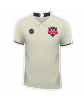 Cricket Custom Club White Shirt Acrylic Medal
