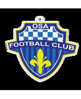 Football Custom Club Logo Acrylic Medal