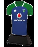 Rugby Custom Acrylic Shirt Trophy