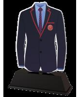 School Uniform Blazer Custom Acrylic Award