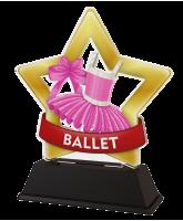 Mini Star Ballet Dance Trophy