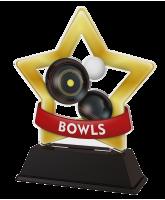 Mini Star Bowls Trophy