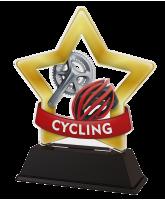 Mini Star Cycling Trophy