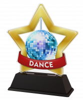 Mini Star Dance Trophy