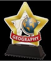 Mini Star Geography Trophy