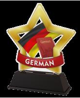 Mini Star German Studies Trophy