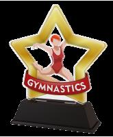 Mini Star Gymnastics Female Trophy