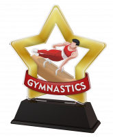 Mini Star Gymnastics Male Trophy