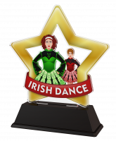 Mini Star Irish Dance Trophy