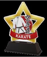Mini Star Karate Trophy