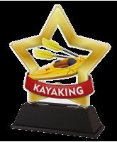Mini Star Kayaking Trophy