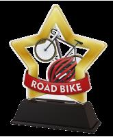 Mini Star Road Bike Cycling Trophy