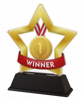 Mini Star Winner Trophy