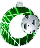 Rio Silver Football Medal