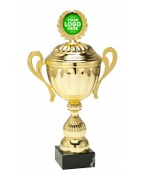 Allen Gold Logo Cup