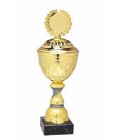Burton Gold Logo Cup
