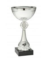 Harpenden Silver Logo Cup
