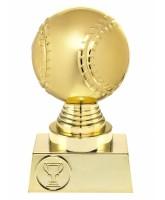 Ruth Gold 3D Baseball Trophy