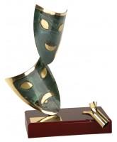 Aragon Drama Handmade Metal Trophy