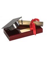 Aragon Graduation Handmade Metal Trophy