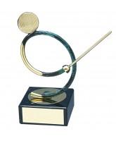 Bilbao Fencing Handmade Metal Trophy