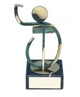 Bilbao Music Conductor Handmade Metal Trophy
