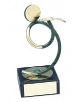 Bilbao Singer Handmade Metal Trophy