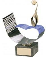 Cadiz Water Polo Handmade Metal Trophy
