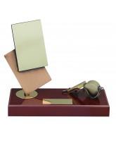 Jaca Football Referee Handmade Metal Trophy