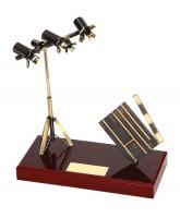 Kubrick Film Making Handmade Metal Trophy