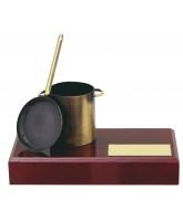 Loire Cooking Handmade Metal Trophy