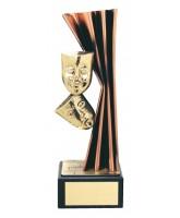 Murcia Drama Handmade Metal Trophy