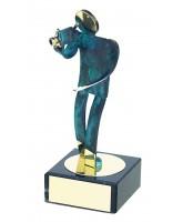 Toledo Film Making Handmade Metal Trophy