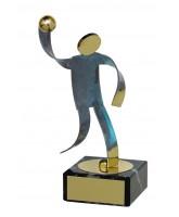 Toledo Handball Handmade Metal Trophy
