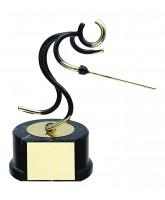Valencia Fencing Handmade Metal Trophy