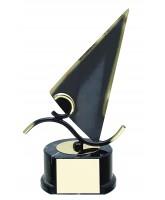 Valencia Sailing Handmade Metal Trophy