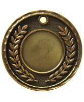 3D Series Logo Insert Gold Medal