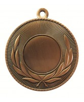 Accolade Laurel Logo Insert Bronze Medal