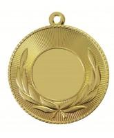 Accolade Laurel Logo Insert Gold Medal