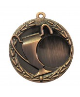 Champions Cup Logo Insert Bronze Medal
