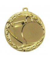 Champions Cup Logo Insert Gold Medal