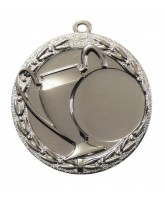 Champions Cup Logo Insert Silver Medal