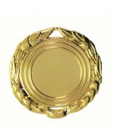 Culture Logo Insert Gold Medal