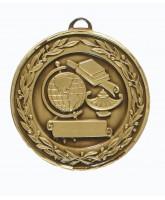 Diamond Edged Academic Bronze Medal