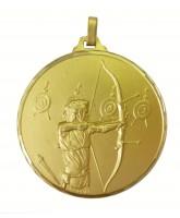 Diamond Edged Archery Gold Medal