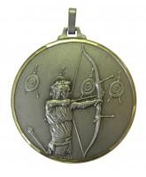 Diamond Edged Archery Silver Medal