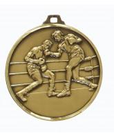 Diamond Edged Boxing Bronze Medal