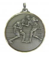 Diamond Edged Boxing Silver Medal